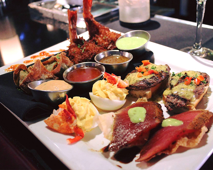 Best Sampler Appetizers in Dallas, Tx | Kenny's Wood Fired Grill